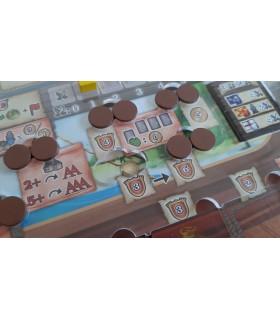 Tablero jugador Marcaibo