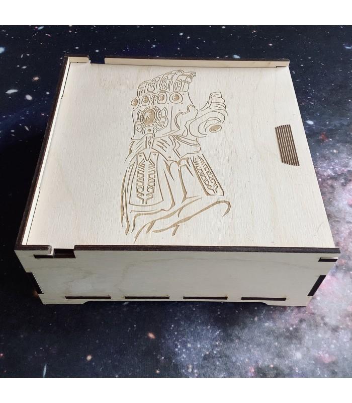 Token Box Guantelete del infinito